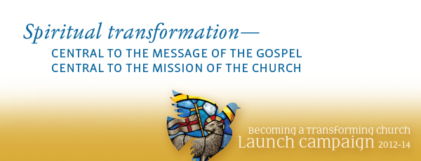 Spiritual Transformation- The message of the Gospel, the mission of the church
