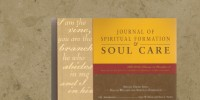 Journal of Spiritual Formation and Soul Care