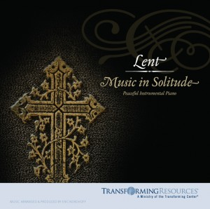 Lent: Music in Solitude CD cover