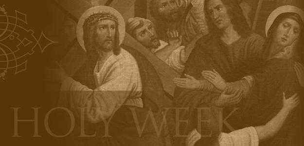 Lent-gold-holy-week