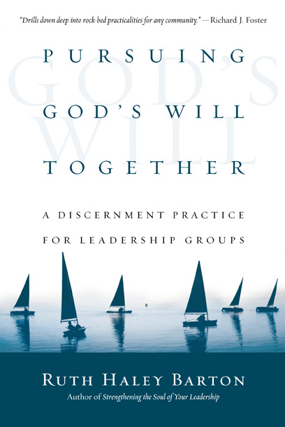 Pursuing God's Will Together book cover