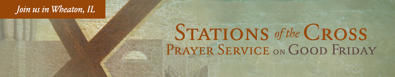 Stations of the Cross Prayer Service