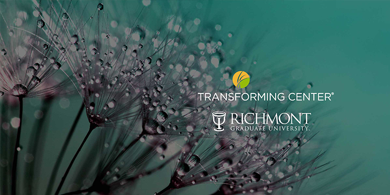 Academic Partnership between Transforming Community and the Richmont Graduate University of Atlanta