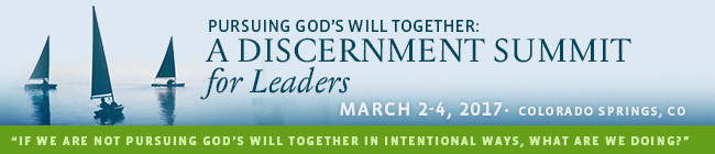 Discernment Summit for Leaders