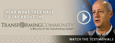Hear what people are saying about the Transforming Community.