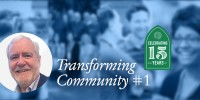 Tom Boyle shares the impact of his Transforming Community experience