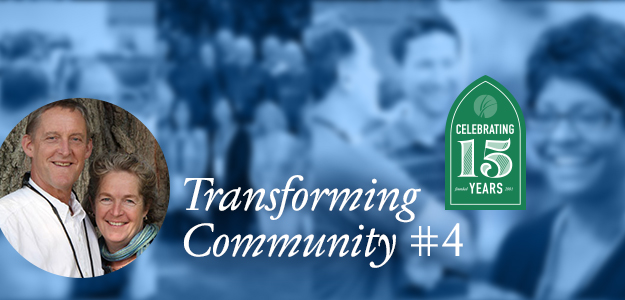 A Story from Transforming Community #4 by Gilbert and Lesley Smith