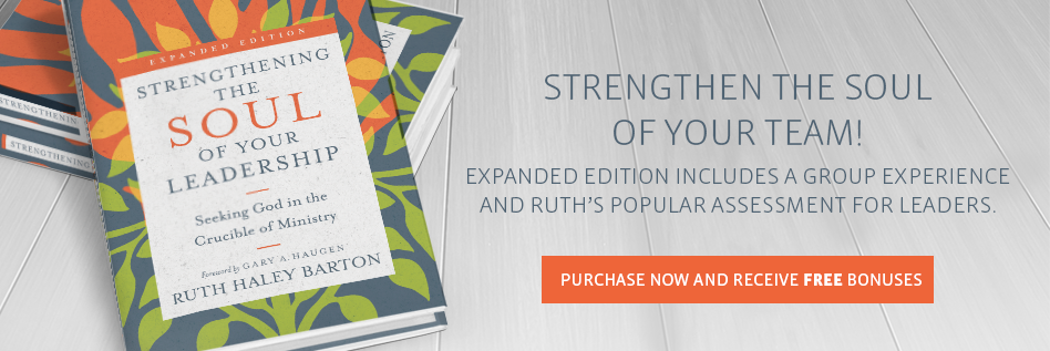 New expanded edition of Strengthening the Soul of Your Leadership. Purchase now and receive FREE bonuses.