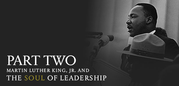 Part 2: Martin Luther King series