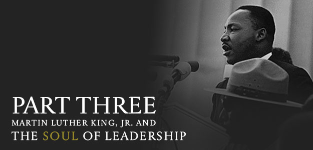 Part 3: Martin Luther King series