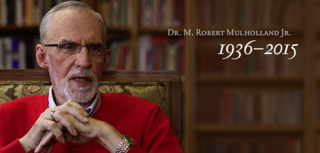 Dr. M. Robert Mulholland Jr., 1936–2015