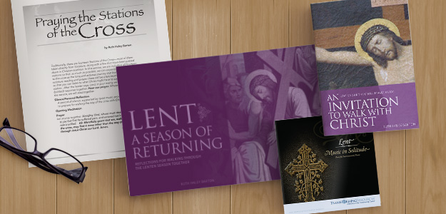 Transforming Resources: Lent seasonal books and CDs