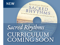Sacred Rhythms curriculum coming soon