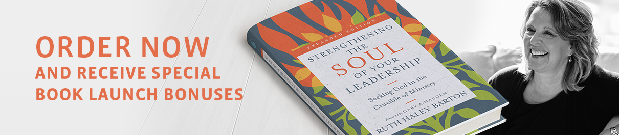 Order the expanded edition of Strengthening the Soul of your Leadership now and receive free book bonuses.