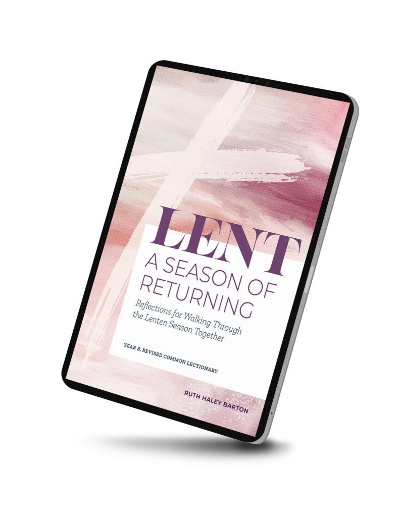 Lent: A Season of Returning digital copy