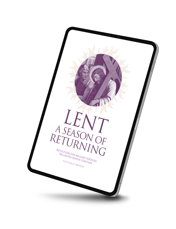 tablet view of Lent: A Season of Returning